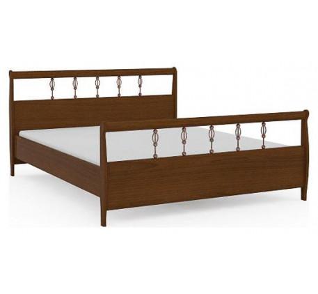 Кровать 51.104.02, спальное место 1400*2000 мм.