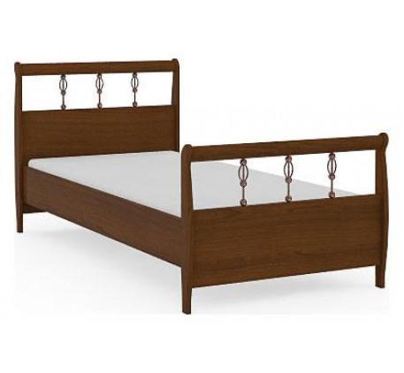Кровать 51.104.04, спальное место 900*2000 мм.