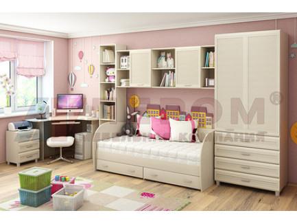 Детская мебель Ксюша (фабрика «Лером»)