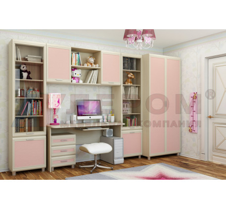 Детская мебель Ксюша. Комната №4