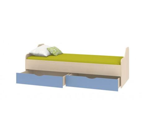 Кровать нижняя Дельта 18.01, спальное место детской кровати 1900*800 мм.