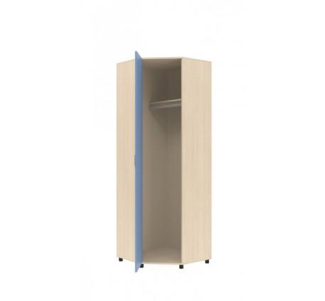 Угловой шкаф для одежды Дельта 1