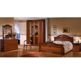 Спальня Европа 7, Европа 5, Европа 8 (фабрика Ярцево мебель)