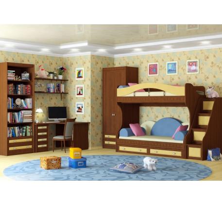 Детская мебель Итальянский мотив. Комната №6.