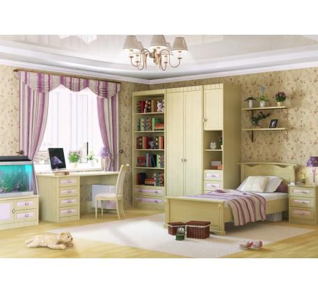 Детская мебель Итальянский мотив. Комната №11.