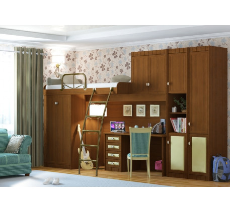 Детская мебель Итальянский мотив. Комната №13.