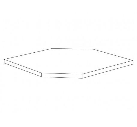 Полка дополнительная к Шкафу угловому (2 шт.)