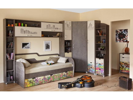 Детская мебель Сити (фабрика «Дива-Мебель»)
