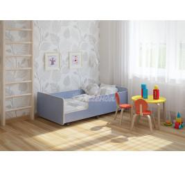 Кровать Легенда-24 детская с бортиками