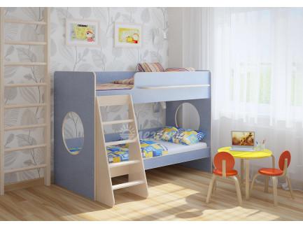 Двухъярусная кровать Легенда-25.1, Легенда-25.2