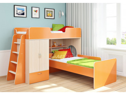 Кровать-чердак Легенда-3