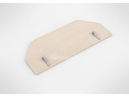 Бортик дополнительный Л-01 на 60 см для двухъярусной кровати