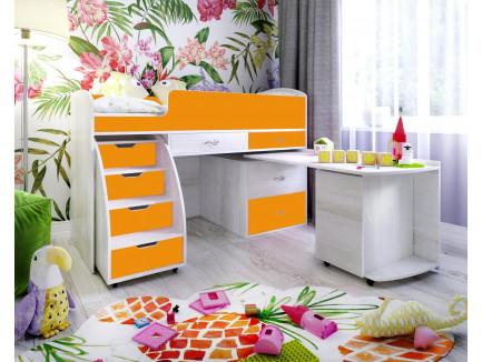 Кровать-чердак Малыш-6