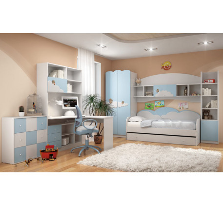 Детская мебель Ральф-6 «Мишки».