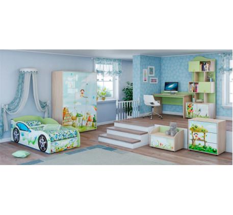 Детская мебель Браво. Комната №3