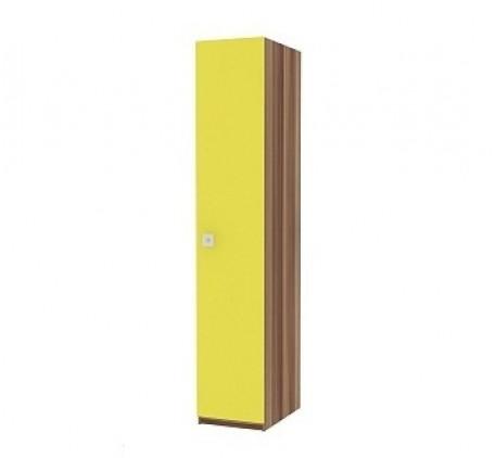 Шкаф для одежды Акварель 07 с полками
