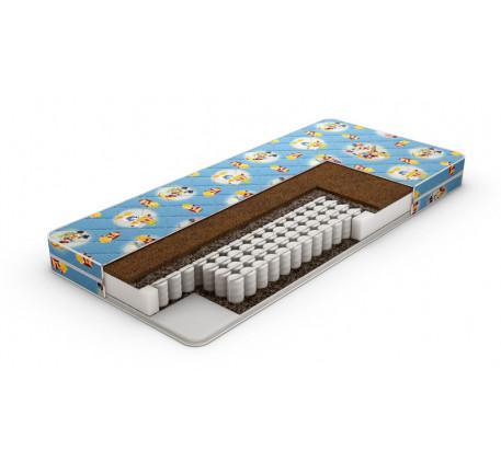 Матрас Kinder Sleep Dream TFK двусторонний. Наполнение: независимый пружинный блок, латексироварный ..