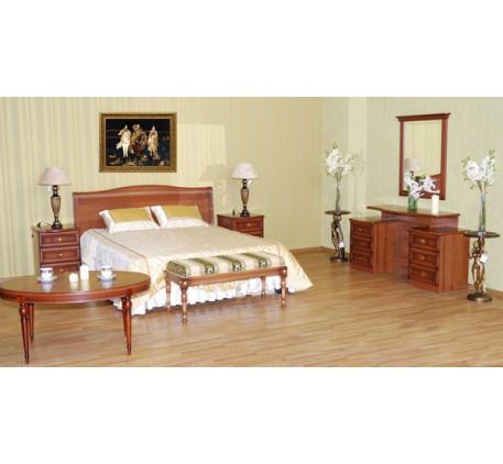 Спальня Джулия-5. Комплектация спальни: 2551, 2553 (2 шт), 2912, 2547
