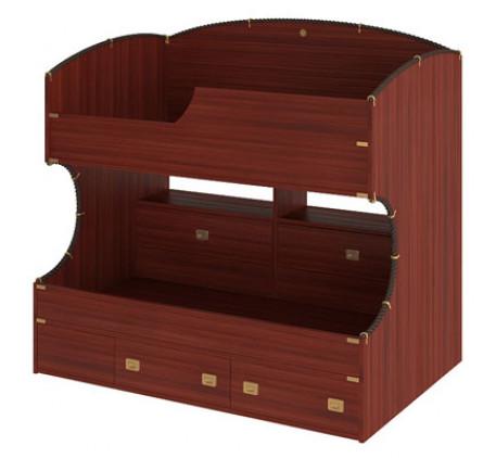 Кровать двухъярусная левая Роджер R 1932 L (спальные места 190х90 см)