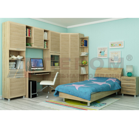 Детская мебель Ксюша. Комната №2