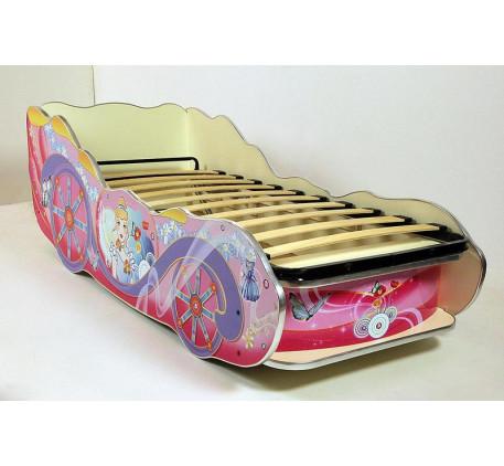 Кровать в виде кареты Принцесса (Vivera)