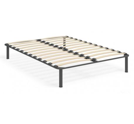 Металлическое основание с ламелями для кровати 371.5102 (1400х2000 мм.)