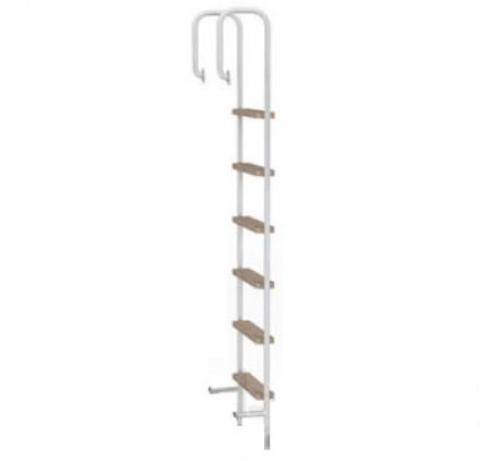Лестница металлическая для кроватной системы 371.52 (установка фронтальная)
