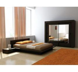 Спальня  Фиджи и Фиджи-Либро (фабрика Кострома Мебель)