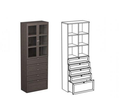 Шкаф двойной НД1+фасад НФ10п
