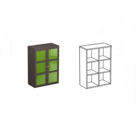 Шкаф малый НМ + фасад НФ10Ц