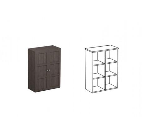 Шкаф малый НМ + фасад НФ10Д