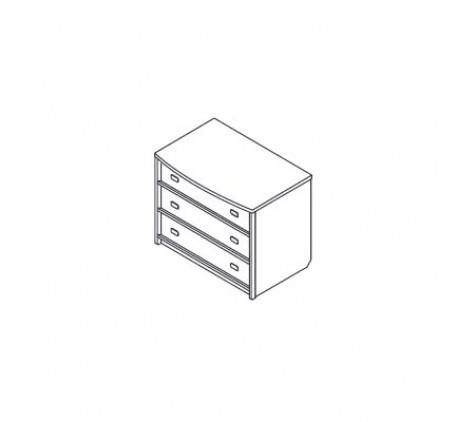 Тумба 3 ящика