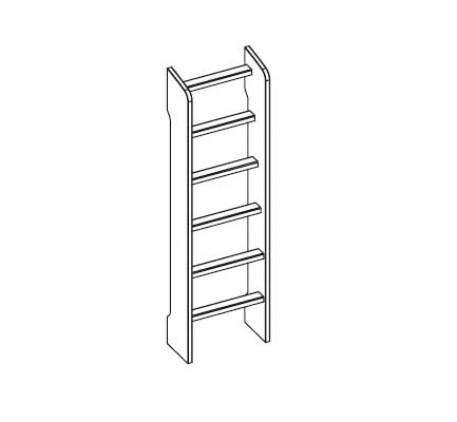 Лестница (массив) к кровати 337.153