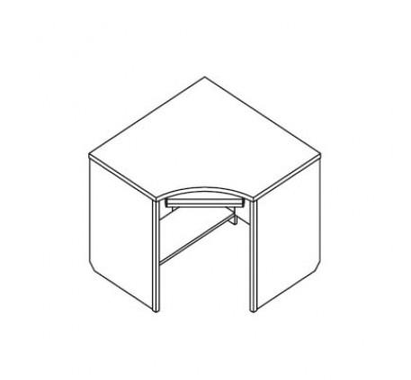 Стол угловой