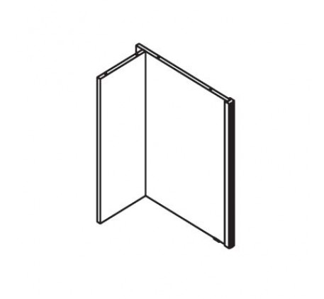 Стенка боковая стола (правая)
