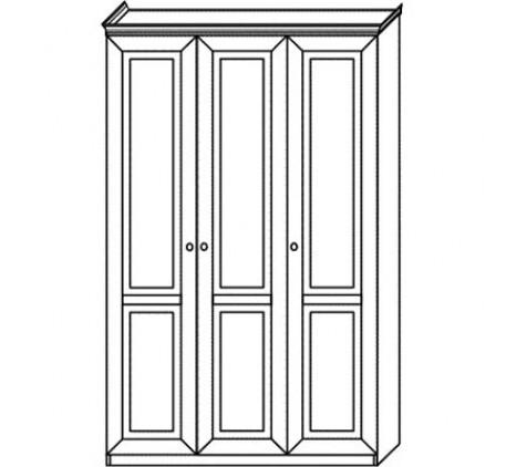 Шкаф 2594 (3 двери)