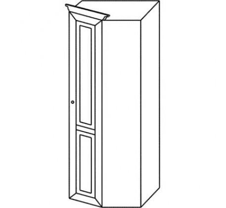 Шкаф 2561 угловой