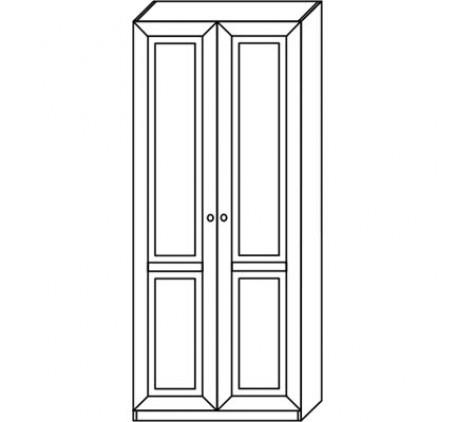 Шкаф 2927 (2 двери)
