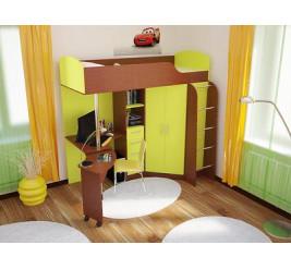 Детская  мебель: кровать Колизей, Лео, Ника, Нео, Стелла, Тандем, Домино, Полонез («РМК Кострома»)