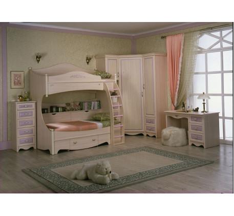Детская мебель Николь. Комната №3