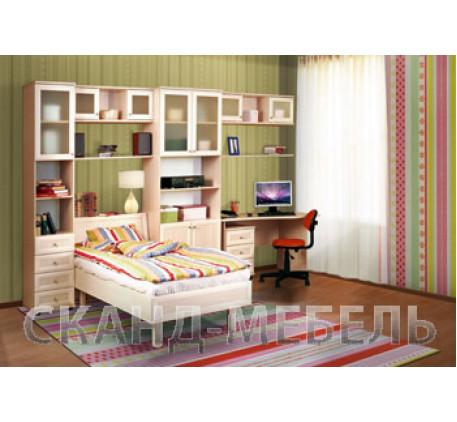Детская мебель Олимп. Комната №13.
