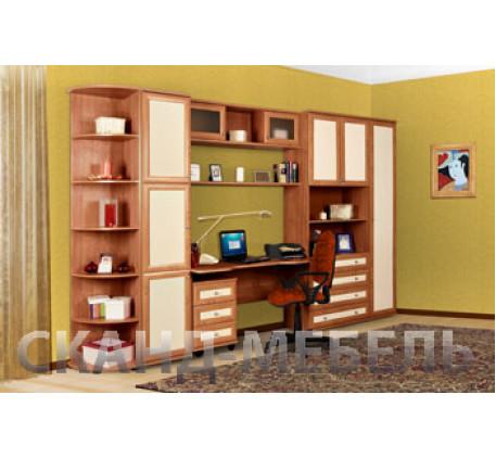 Детская мебель Олимп. Комната №12.