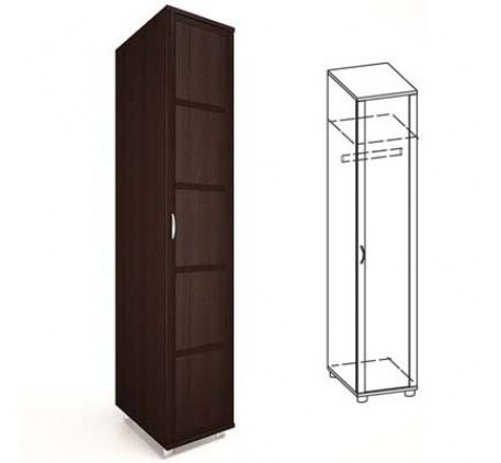 Шкаф для одежды 1 дверный Фристайл (ФР-9)