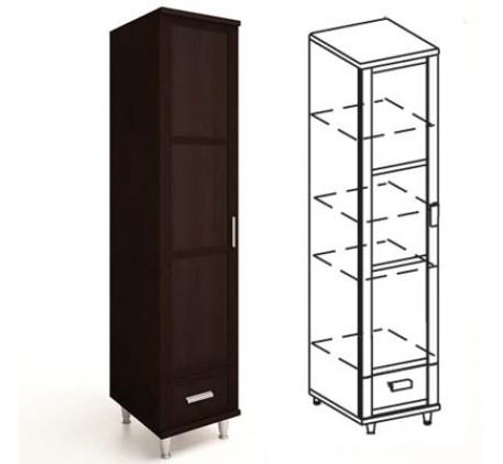Шкаф комбинированный 1 дверный Фристайл (ФР-5М)