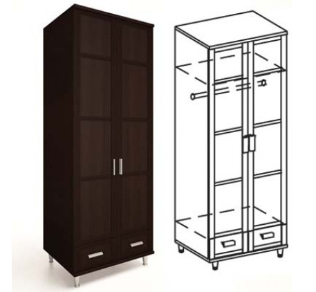 Шкаф для одежды (ФР-4М)