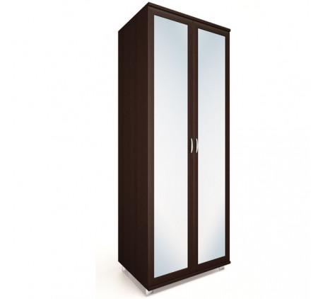 Шкаф для одежды с зеркалами Фристайл (ФР-4/1)