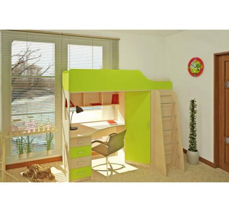 Детская мебель Орбита-7 (спальное место 800х1900 мм.)