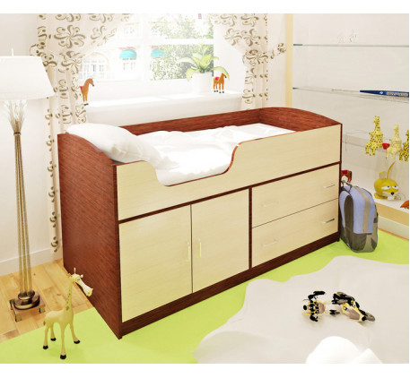 Детская мебель Орбита-9 (спальное место 700х1600 мм.)