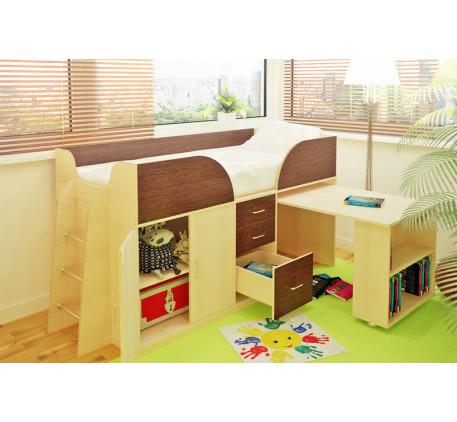 Детская мебель Орбита-10 (спальное место 800х1900 мм.)