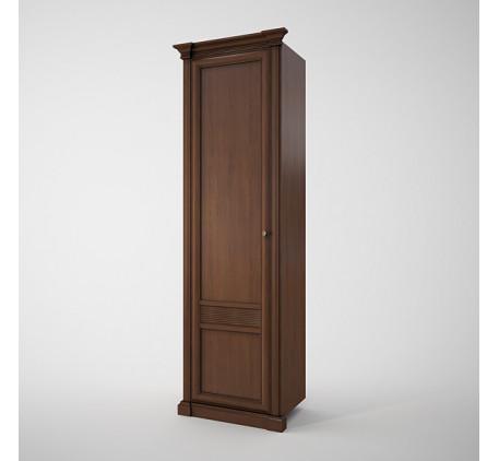 Шкаф-пенал для одежды (ИТ-9), в комплекте выдвижная штанга. Правый или Левый.